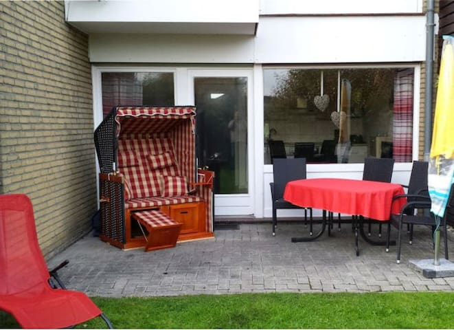 4 Sterne - Exklusive Ferienwohnung, WLan, Top - Wangerland - Apartamento