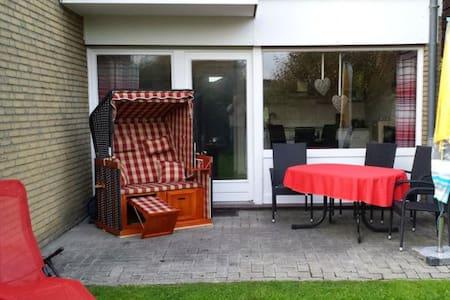 4 Sterne - Exklusive Ferienwohnung, WLan, Top - Wangerland - 公寓