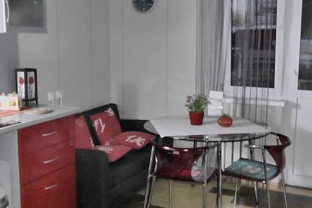 Cozy flat,15 minutes to beach - Novorossiysk - Apartmen