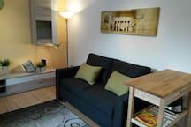 Din-Wohnung - Modern - sauber