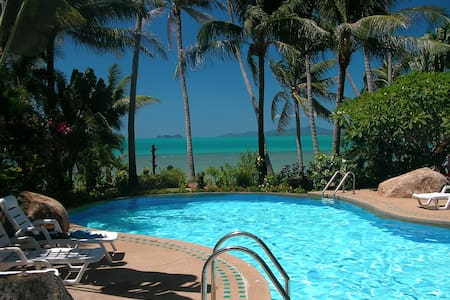 Villa set in quiet beach location - Ko Samui - Vila