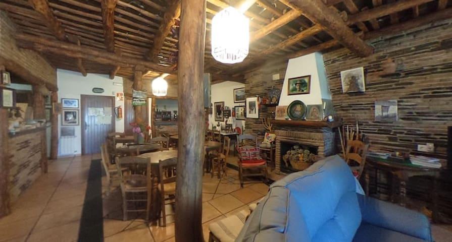 hostal la terrazas bubion alpujarra - Bubión - Bed & Breakfast