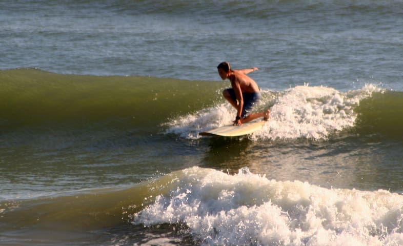 Surf is good