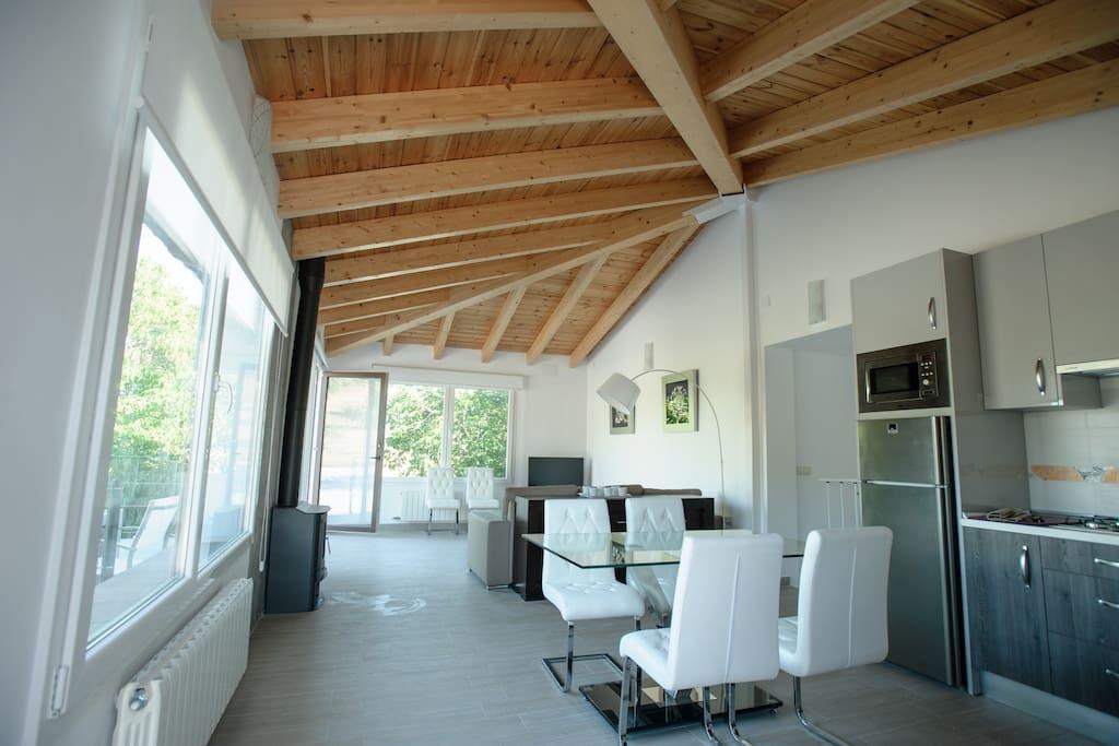 Vivienda rural blancares casa c villas en alquiler en for Pisos alquiler alcala la real