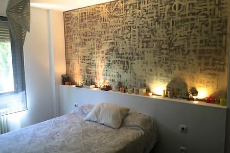 HABITACCION DOBLE MOSTOLES - Apartment