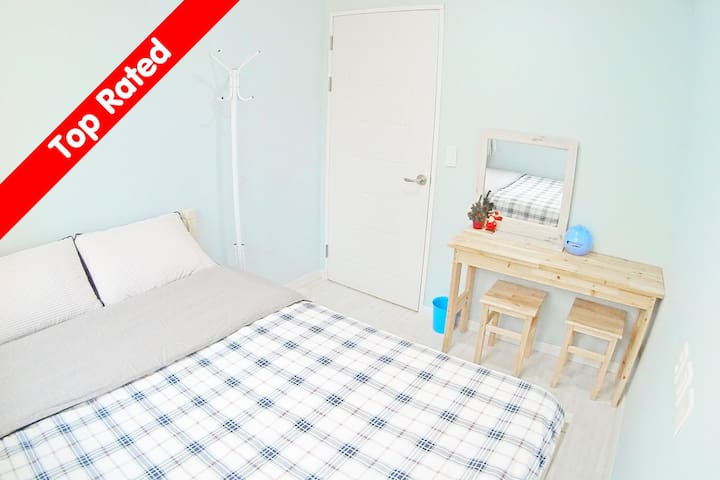 The JA Gangnam★ Double Room - Seocho-gu - Bed & Breakfast