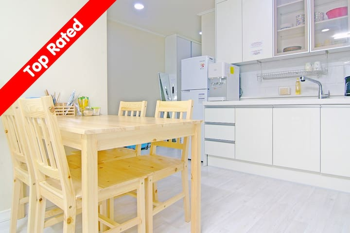 The JA Gangnam★ Twin Female Dorm - Seocho-gu - Bed & Breakfast