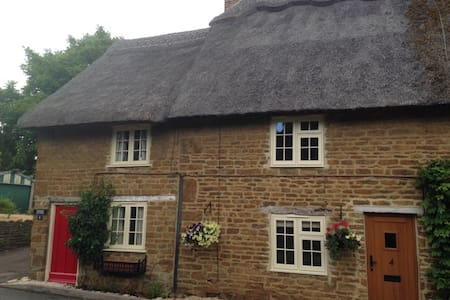 Hooky Cottage, Cotswolds - Hook Norton
