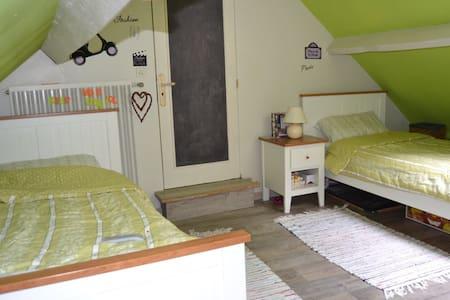 Chambre dans maison de caractère - Azay-le-Rideau