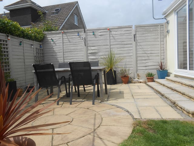 Lovely sunny bungalow in Braunton