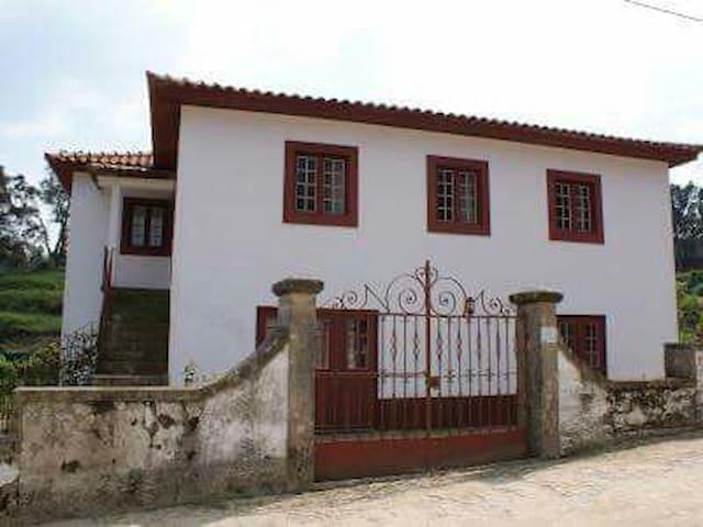 Casa para férias na Cabração - Ponte de Lima