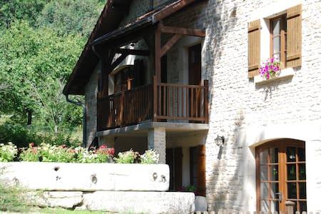 Ferme de la Dhuys - Le Val-d'Esnoms - Haus