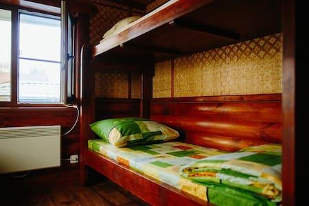 Четырехместная каюта в дебаркадере - Kolomna