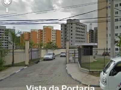 Quarto em Jandira/Grande São Paulo - Apartmen