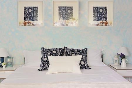 GLI OLEANDRI B&B: Stanza Azzurra - Capannori
