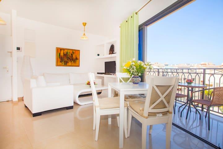 Tel Aviv-Jaffa, rooftop Duplex  - Tel Aviv - Lägenhet