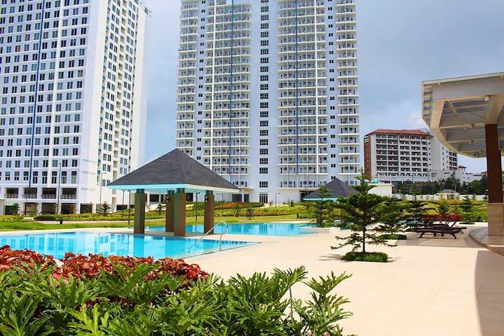 Hotel-like condo unit in Tagaytay - Alfonso - Kondominium