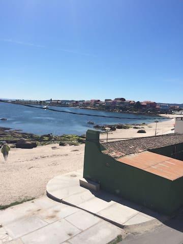 Piso en primera linea de mar - Boiro - Apartment