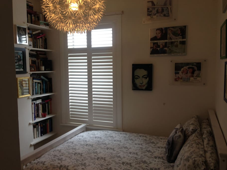 Bright and airy double bedroom