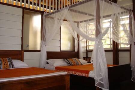 Beach Hut Holiday Rental  Sri Lanka - Uswetakeiyawa, Bopitiya - Bungalo