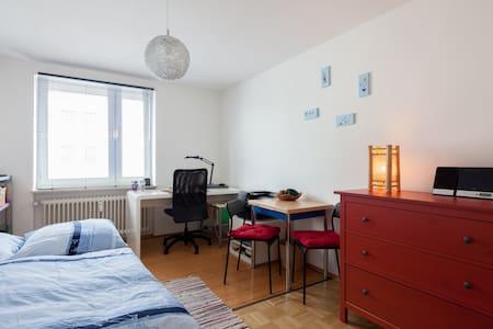 München: zentrumsnah für 2 Personen - Munich - Appartement
