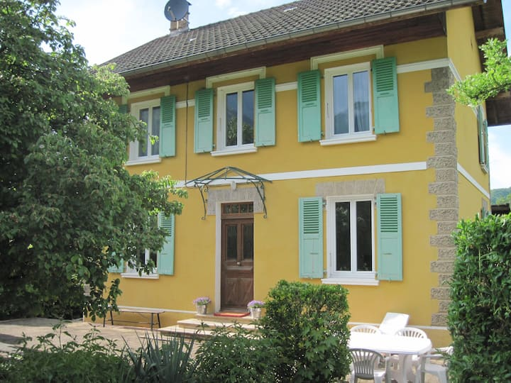 Character House In Historic Village