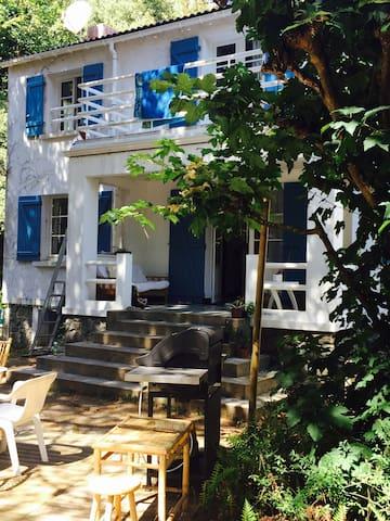 Maison de charme en bord de mer - Longeville-sur-Mer - Rumah