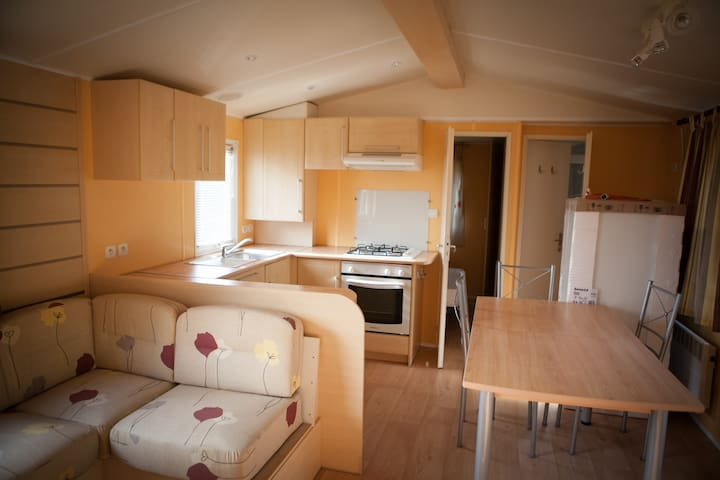 Grand mobil-home 8 personnes