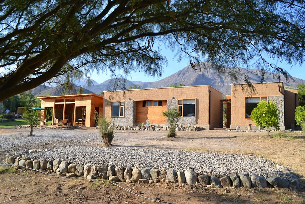 Our b&b located in the heart of the elqui valley