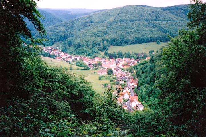 Ferienwohnung im Nationalpark Harz - Herzberg am Harz - Apartmen