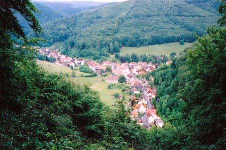 Ferienwohnung im Nationalpark Harz - Herzberg am Harz - Apartment