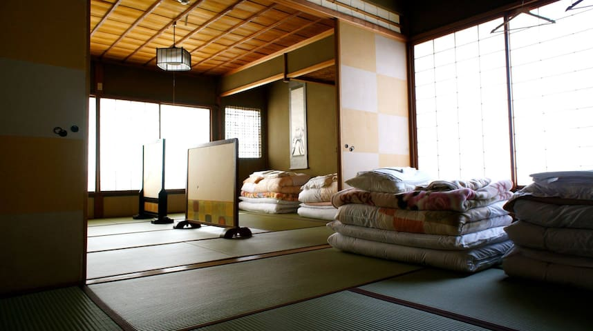 Private traditional house in the countryside - Hida - Talo