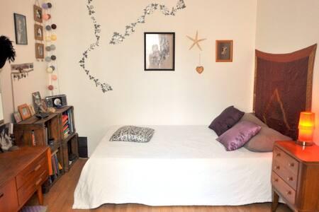 Chambre 12 m² Lumineuse