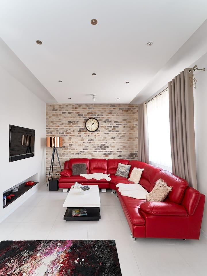 Goldwell Apartments - Szczesliwa