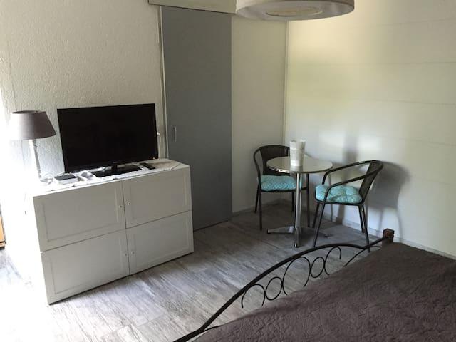 Studio dans un villa individuelle
