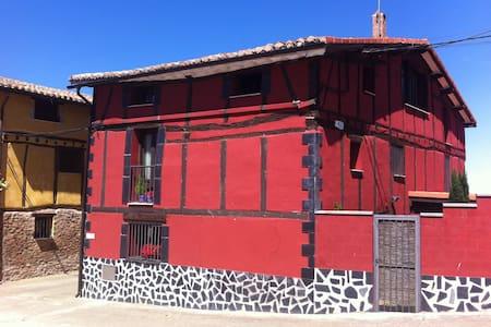 Twin room on the Camino de Santiago - Viloria de Rioja