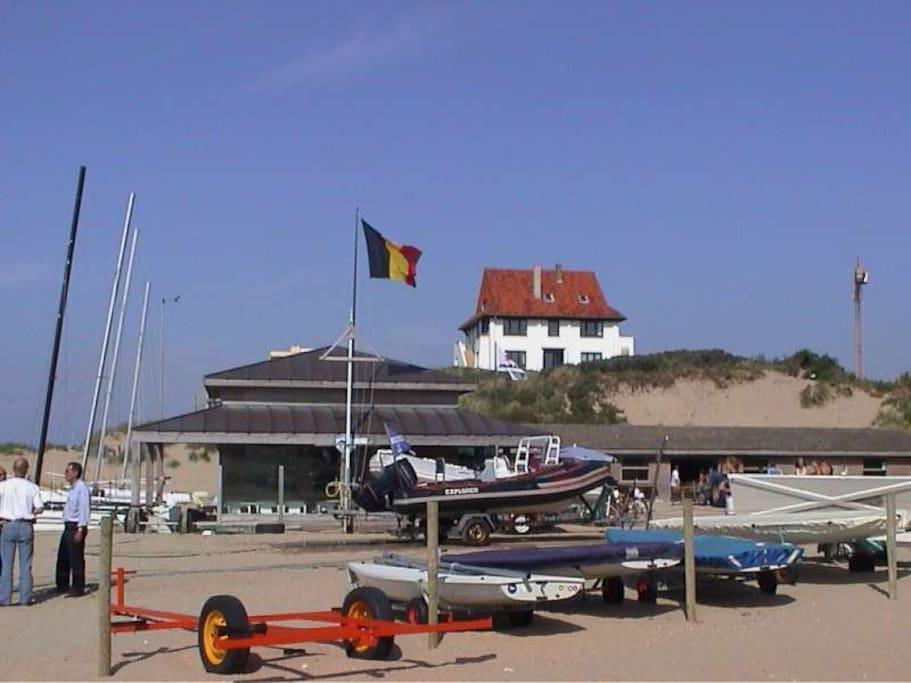 KYC surfclub op 50m