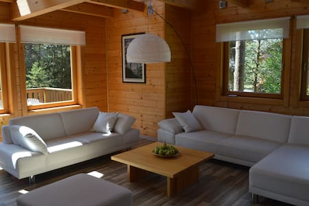 Chalet Tatras - deluxe wooden house - Pribylina