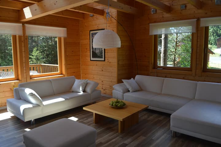Chalet Tatras - deluxe wooden house