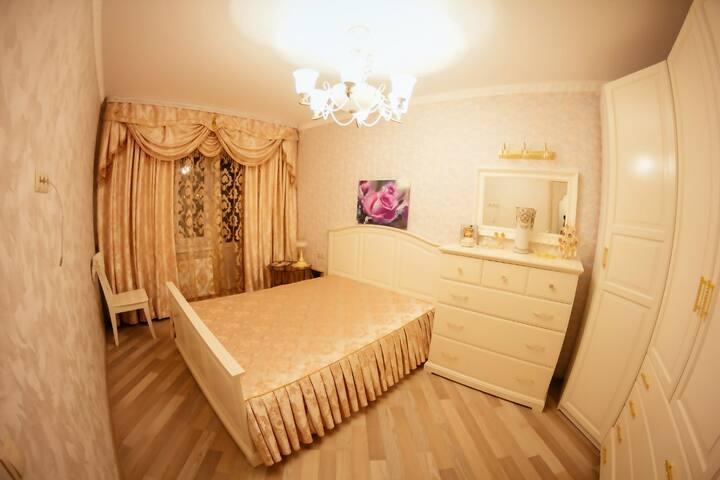 Комната в двухкомнатной квартире. - Viciebsk - Apartament