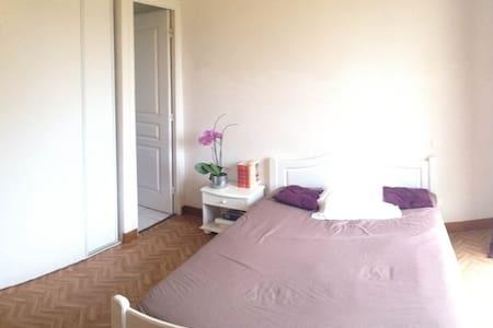 Chambre meublé/salle de bain privé - Apartment
