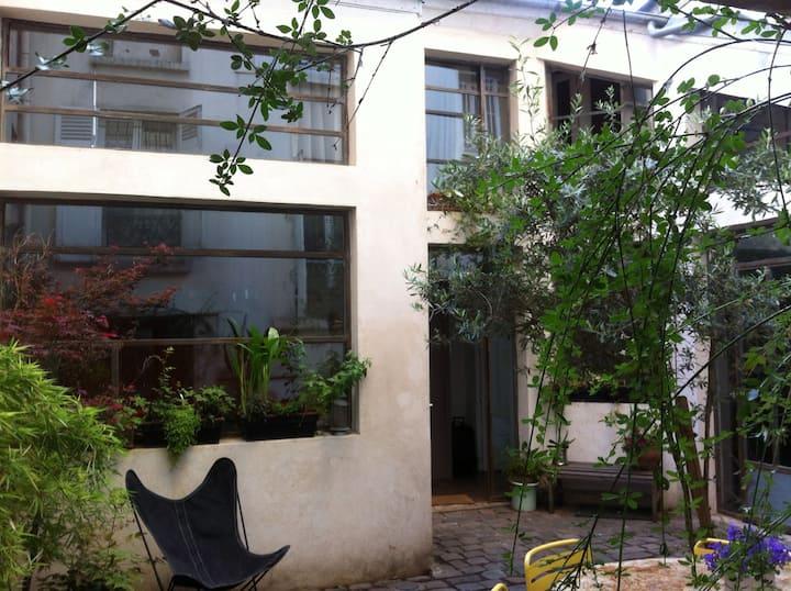 Chambre(s) dans maison à Montmartre