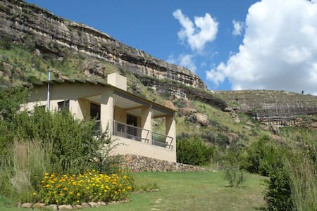 Mafube Mountain Retreat Chalet near Clarens