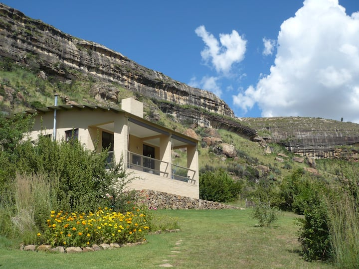 Mafube Mountain Retreat Chalet near Clarens