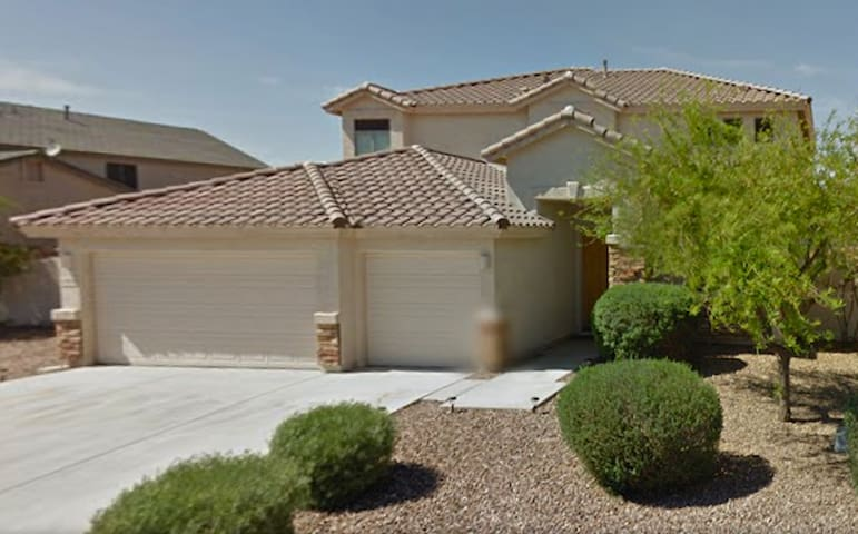 Beautiful 6 BDRM House - Maricopa - Ev