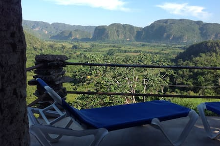 Exclusive and overwhelming view 1 - Vinales - Bed & Breakfast