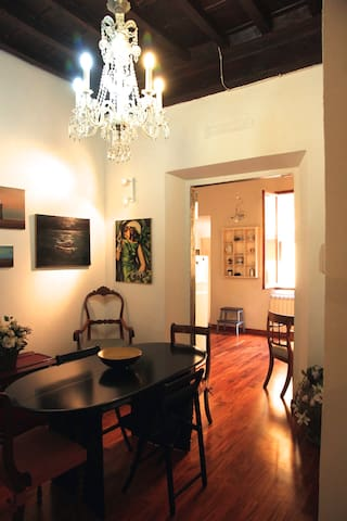 Live with art in Sant'Ambrogio