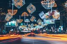 Magic New Year in Tbilisi