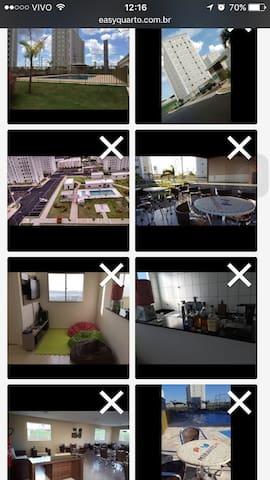New Room Available - Ribeirão Preto - Appartement
