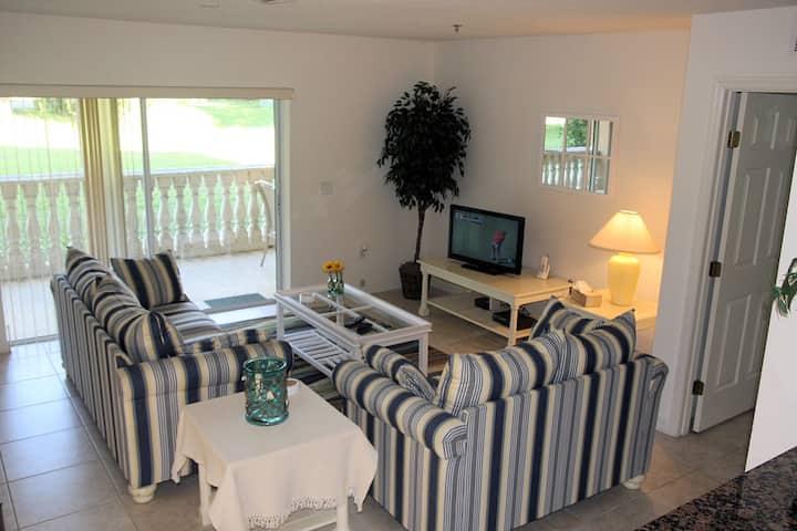 Comfortable condo with 3 bedrooms